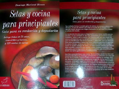 Los libros de t bal setas y cocina para principiantes - Cocina para principiantes ...
