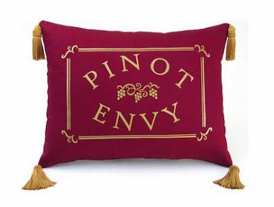 novelty wine pillow