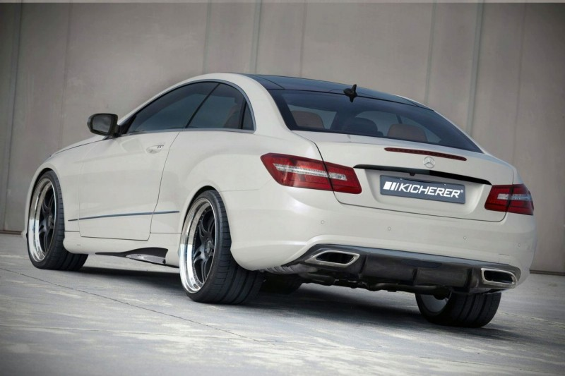 Kicherer e 50 mercedes benz e class coupe 2010 popular automotive - Mercedes classe e 4 coupe ...