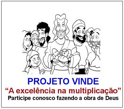 Projeto Vinde