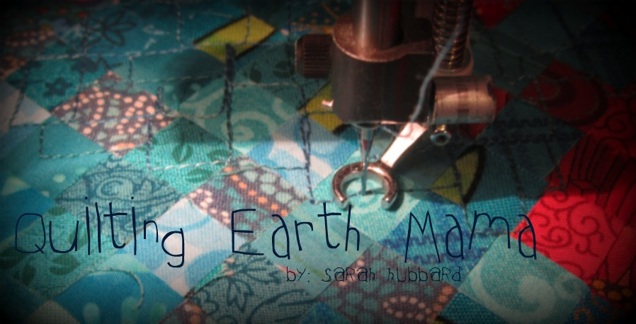 Quilting Earth Mama