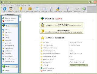 Spyware Browser 7.1 Anti spyware software remove spyware from your PC