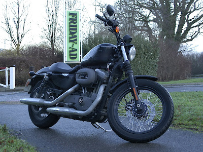 harley davidson xl1200 nightster 2008 the harley davidson nightster is ...