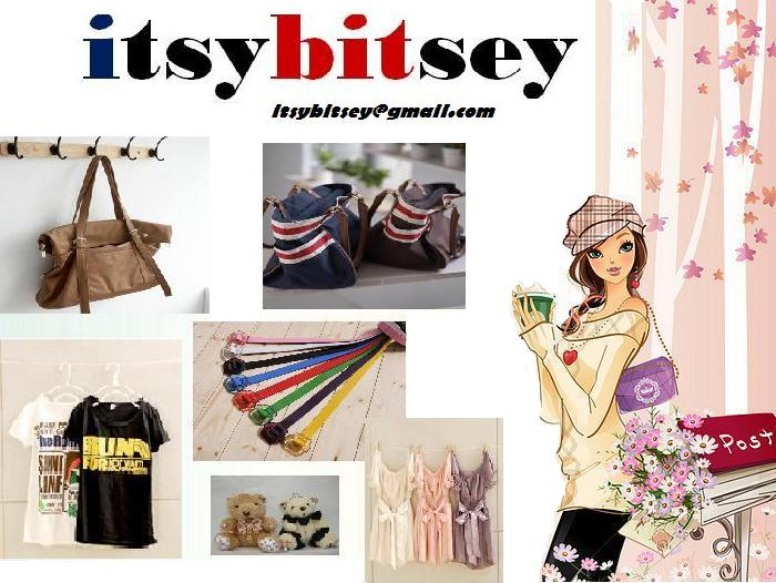 ♥ itsy bitsey ♥