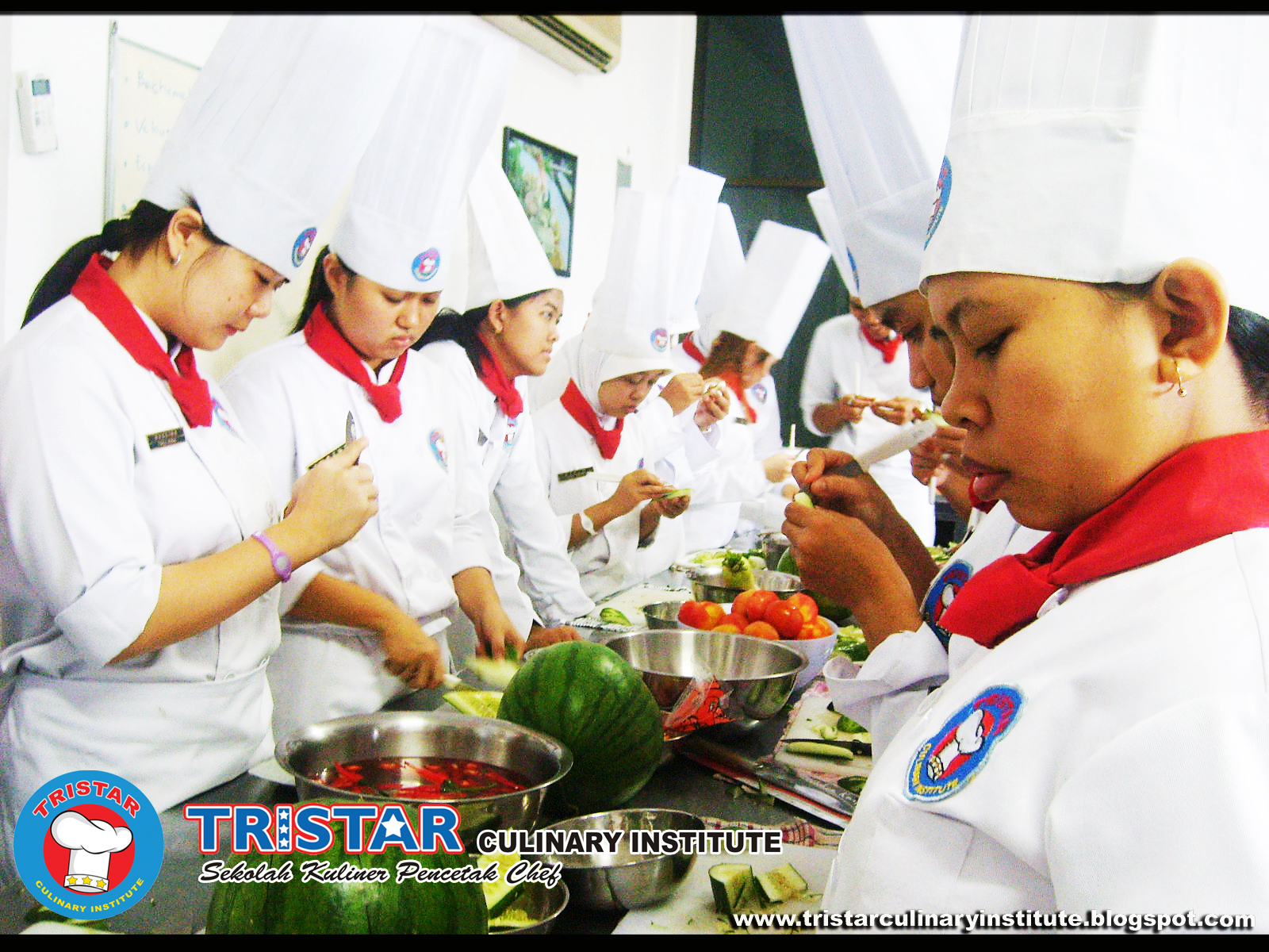 Tristar Culinary Institute.