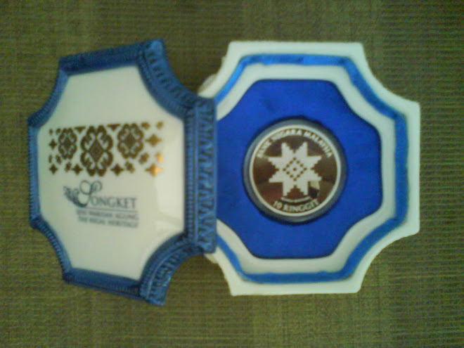 2006 COINS PROOF SONGKET (THE REGAL HARITAGE)