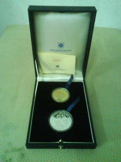 2003 COINS PROOF PERSIDANGAN KETUA-KETUA NEGARA ISLAM (OIC)
