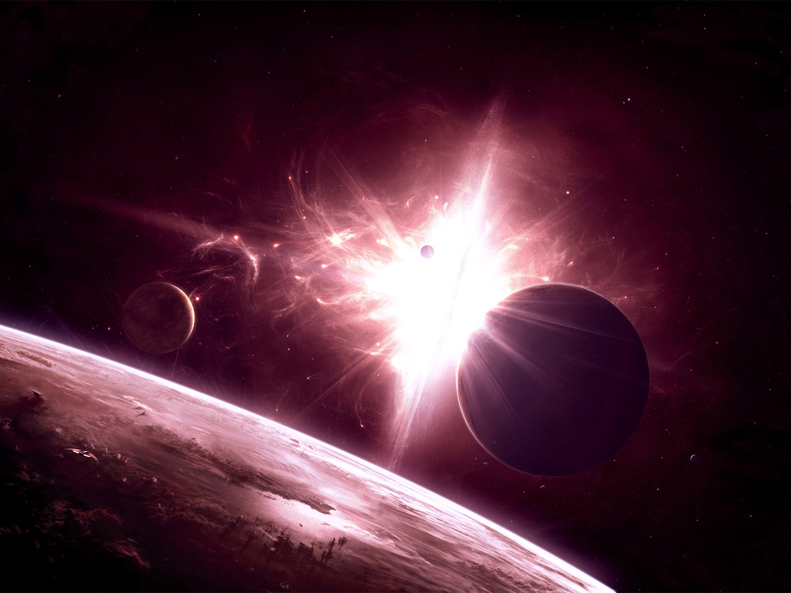 Hd amazing pictures amazing pictures of the universe for Space in 3d