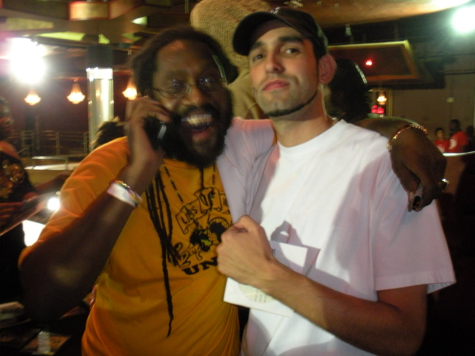Who Jah Bless No Man Curse August 2010