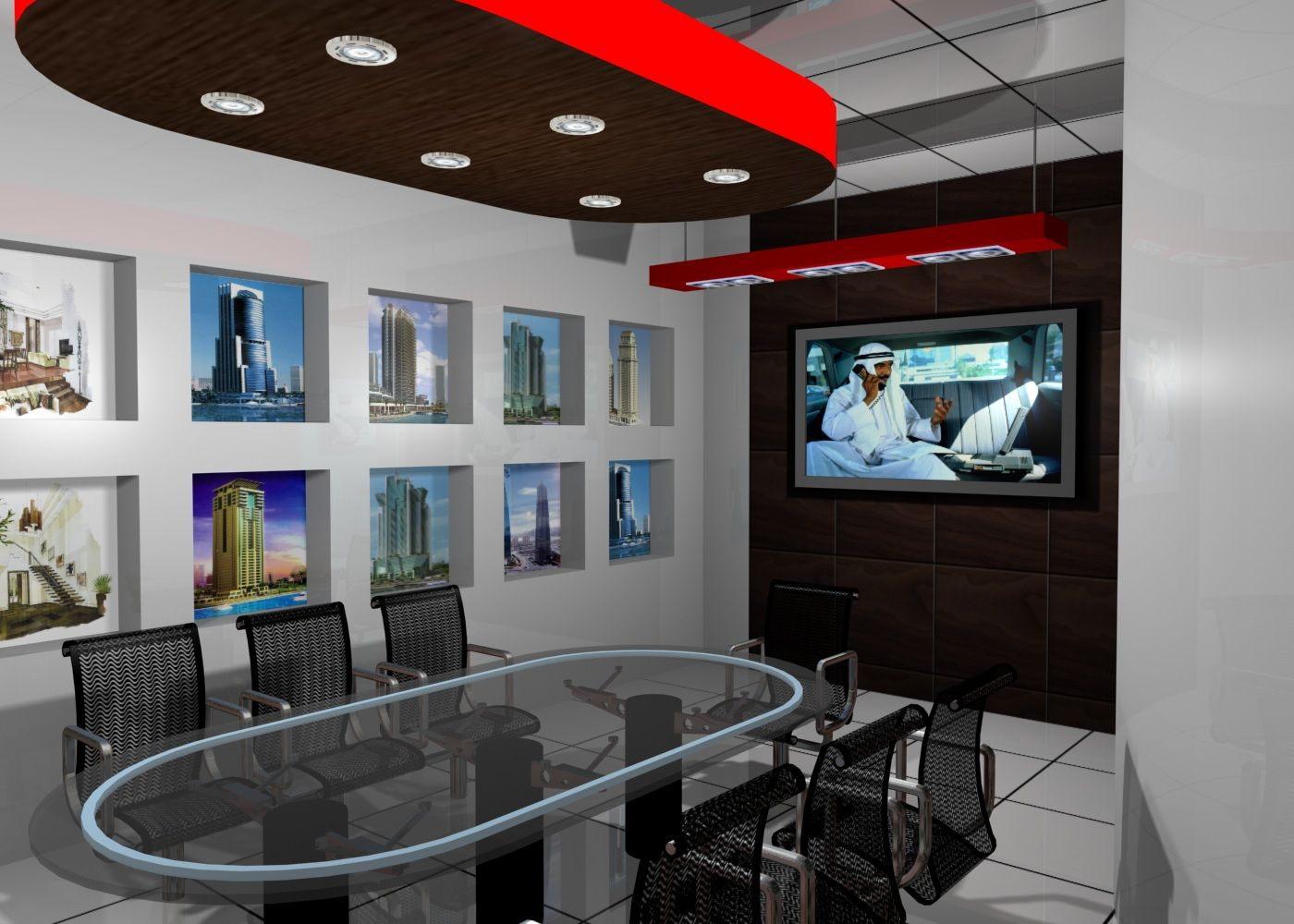 Platinum Real Estate   Office Design