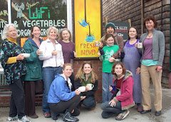 The Alternative Food Coop's staff May 2010
