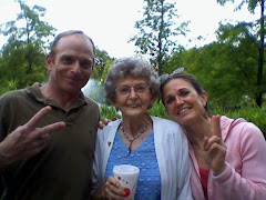 My dear brother Mike, & sweet Mom with me in FL, peacing  Shane while visiting his Grampa Allie.