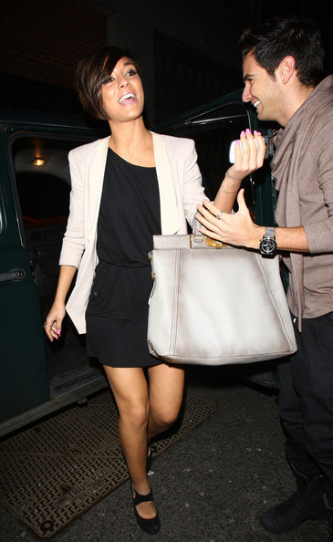 frankie sandford short hair blonde. Frankie Sandford Introduces