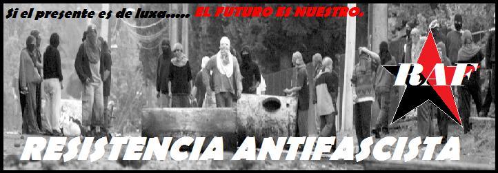 Resistencia Antifascista R.A.F.