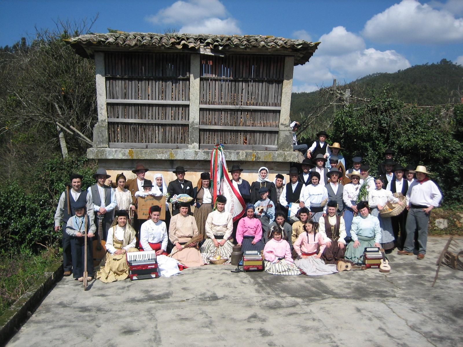 Rancho Folclórico da Ribeira de Fráguas
