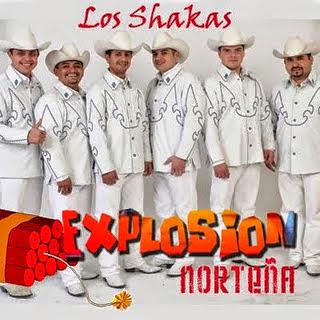 Explosion Norteña - Corridos Universales CD Album 2013