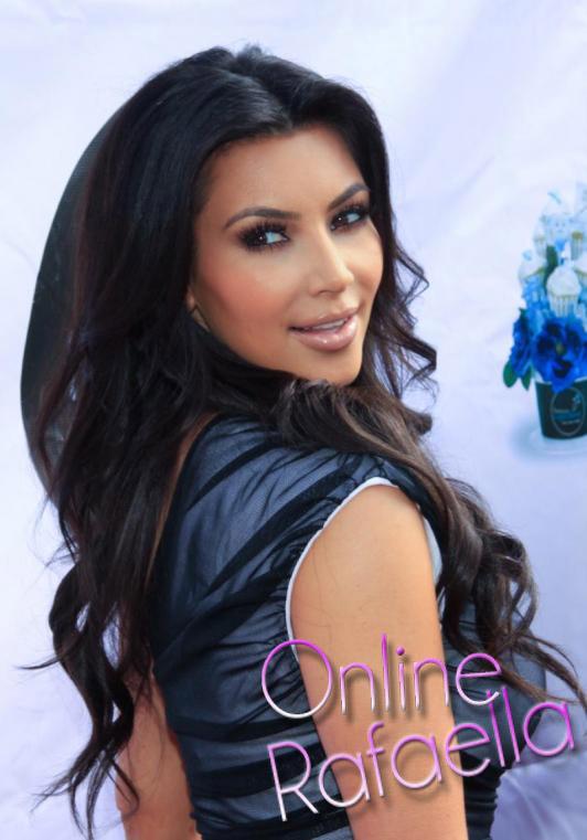 Kim Kardashian Hair Extensions