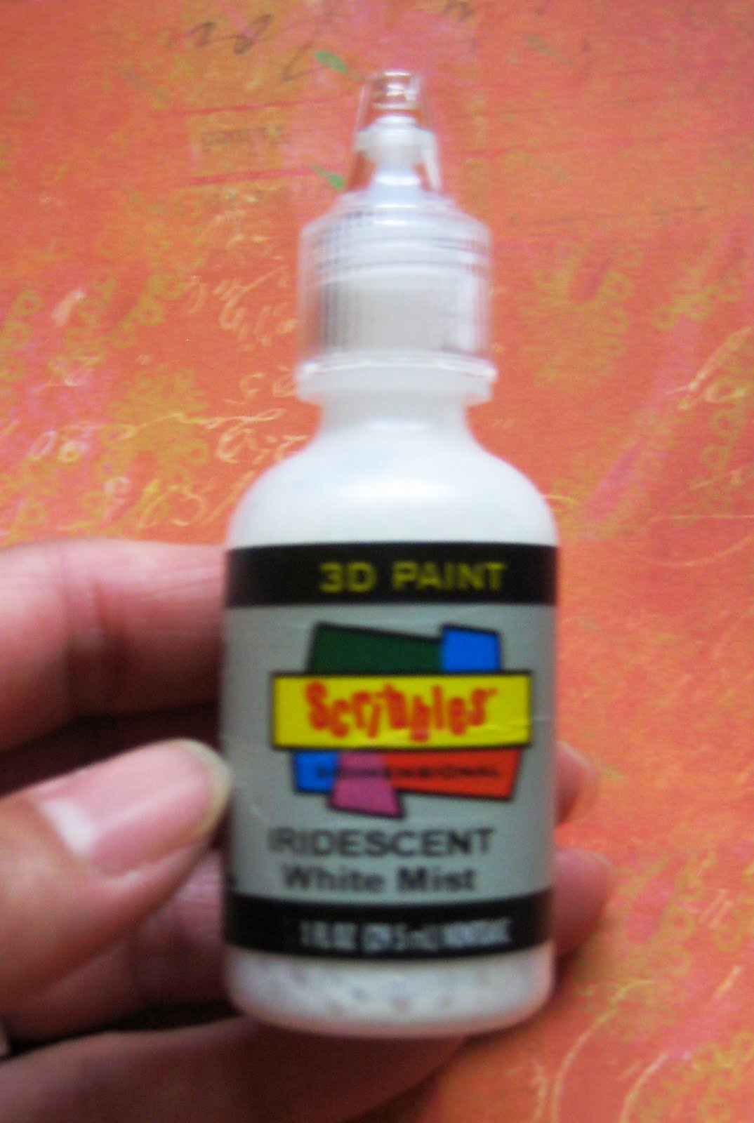 How to use 3 dimentional paint
