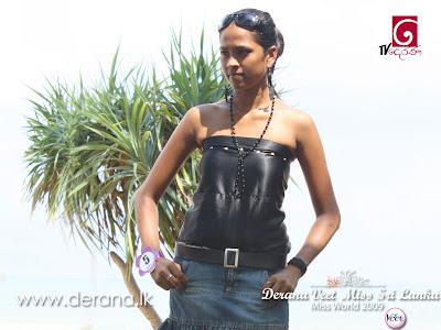 Derana Miss Srilanka2009