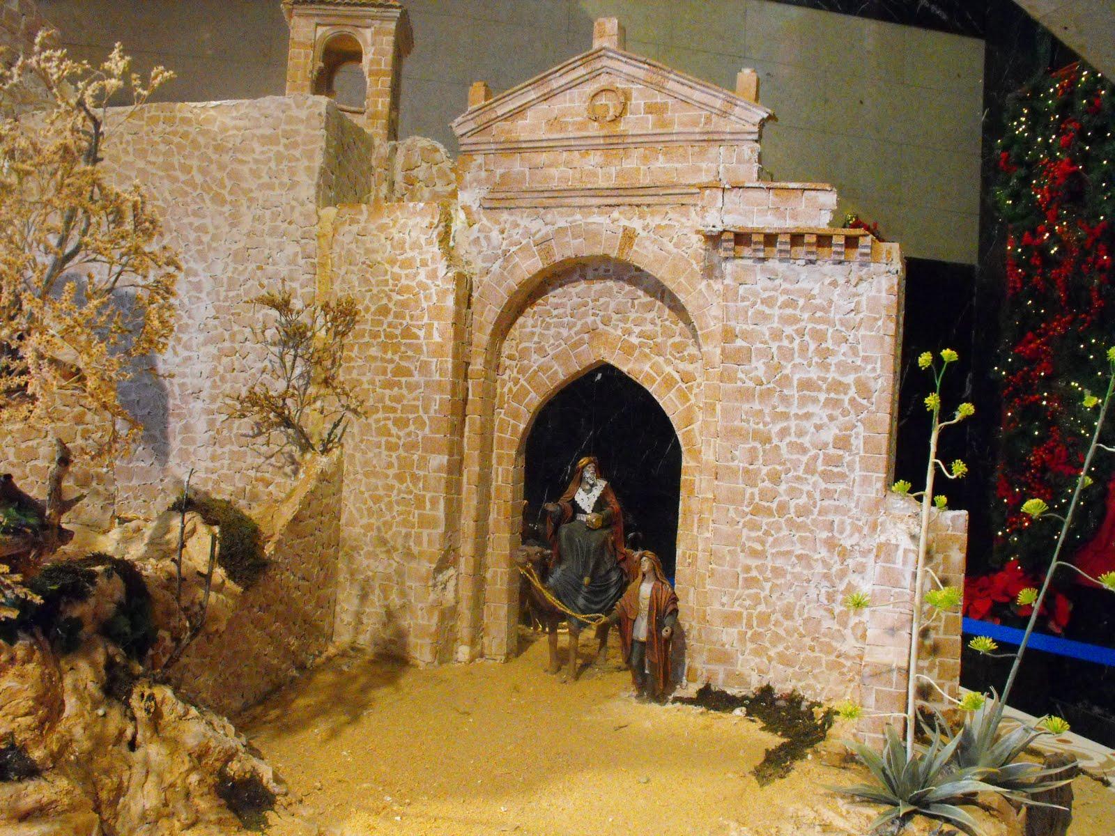 D cil portal de bel n cabildo de tenerife 2010 - Portal de belen pinypon ...