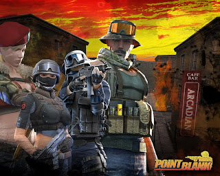 Cara Instalasi Game Online Point Blank