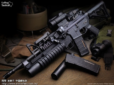 Foto Larue Tactical Gun 2010