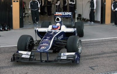 Mobil F1 Williams FW32
