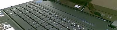 Spesifikasi Acer Aspire 5942G