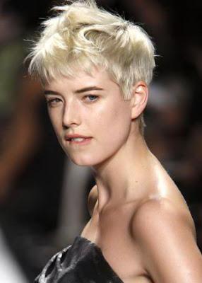 Trend Rambut Wanita 2012