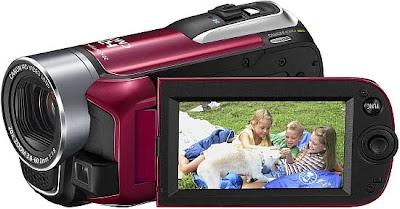 Kamera Digital Canon Legria HF R16