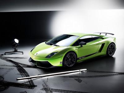 Spesifikasi Lamborghini Gallardo LP 570-4 Superleggera