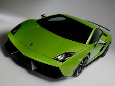 Lamborghini Gallardo LP 570-4 Superleggera 2010