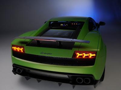SportSuper 2010 Lamborghini Gallardo LP 570-4 Superleggera