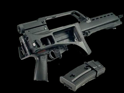 Assault Rifle G36C Point Blank