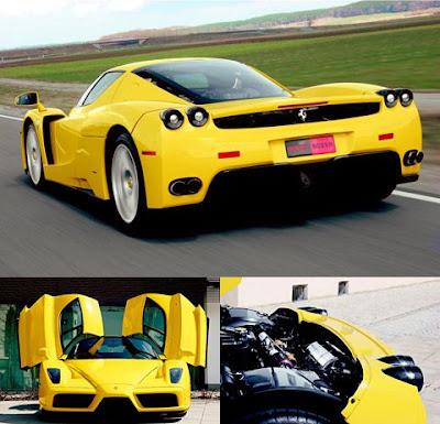 Mobil Ferrari Terbaru 2012