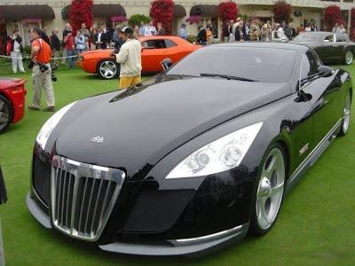 Mobil Mewah Terbaru 2012