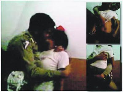 Video Mesum Oknum Polisi di Pontianak