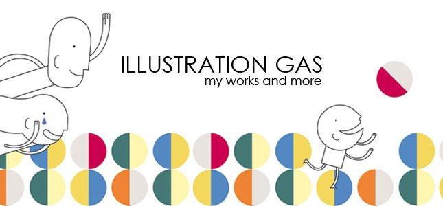 Illustration Gas