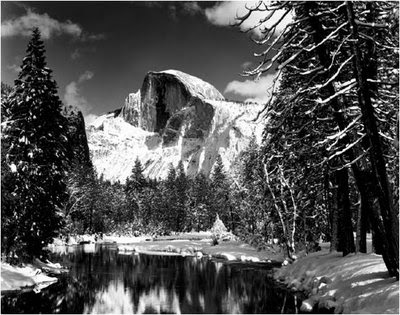 ansel adams photography road. This is Ansel Adams#39; photo,