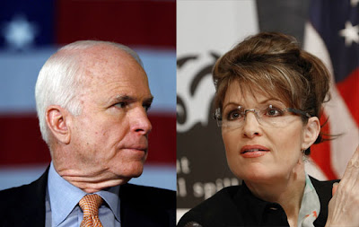 McCain Palin Still Nasty as Ever