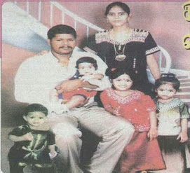 Malaysian Police murdered an Indian family