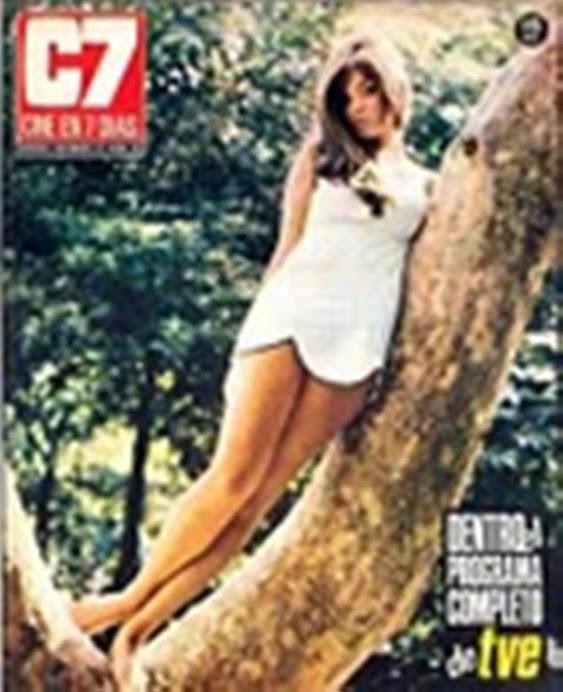 Siete días 1966 Catherine Dix