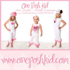 One Posh Kid Banner