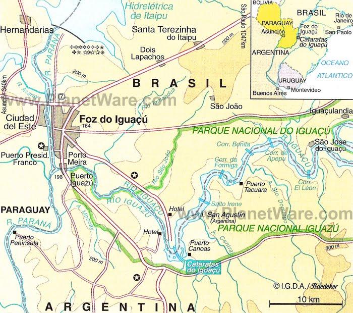 Murder is Everywhere Iguau