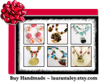 jewelry sale laurastaley.etsy.com