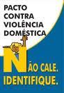 Diga não à violência doméstica