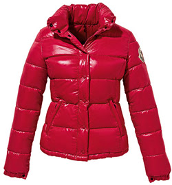 NY Spender: Moncler Down Jackets and Coats