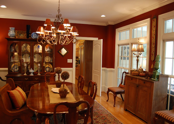 Imparting Grace Show Us Your Life The Dining Room