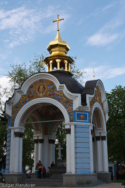 Киев Михайловский Златоверхий монастырь