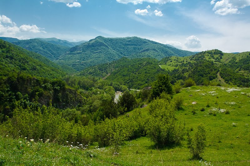 Ijevan Landscape